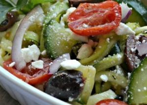 zoodle-salad